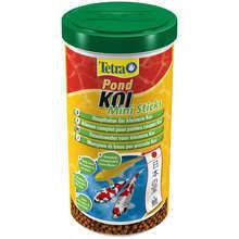 TETRA Pond Koi Mini Sticks - pokarm dla młodych karpi Koi, 1L