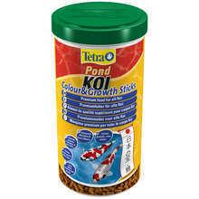 TETRA Pond Koi Colour&Growth Sticks - pokarm dla karpi Koi w formie pałeczek
