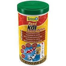 Tetra Pond Koi Colour Pellets - pokarm dla karpi Koi, 1L