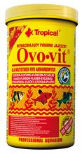 TROPICAL OVO-VIT - pokarm dla ryb w płatkach, z dodatkiem żółtek jaj