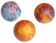 SUMPLAST - piłka z pełnej gumy