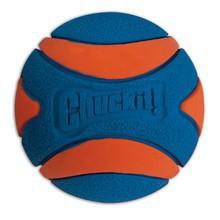 CHUCKIT! ULTRA SQUEAKER BALL - mega mocna piszcząca piłka dla psa