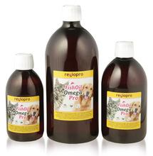 RegioPro Fish Oil Omega Pro - olej z łososia dla psów i kotów i innych zwierząt futerkowych