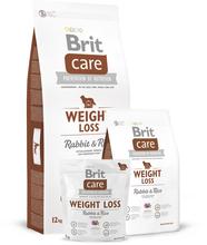 Brit Care Weight Loss - karma z królikiem dla psów z nadwagą