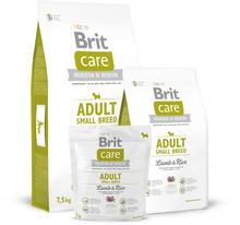 Brit Care Adult Small Breed Lamb & Rice - karma dla psów ras małych z jagnięciną