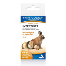 FRANCODEX Intestinet - reguluje pracę jelit gryzoni 150 g