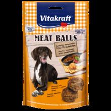 VITAKRAFT - MEAT BALLS - Pyszne klopsiki wieprzowo-wołowe, 80g