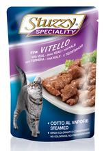 Stuzzy Speciality  Cielęcina - przepyszna karma dla kota 100g