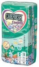 Chipsi Carefresh Confetti - miękka, puszysta podściółka dla małych zwierząt, 10L