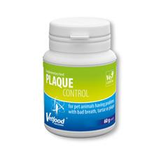Vetfood Plaque Control - Proszek dentystycznydla psów i kotów, 60 g