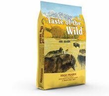 Taste of the Wild High Prairie Canine - sucha karma dla psów wrażliwych, dziczyzna i słodkie ziemniaki