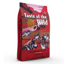 Taste of the Wild Southwest Canyon - sucha karma dla psów z kilkoma źródłami białek,  wołowina, jagnięcia, dziczyzna i ryba