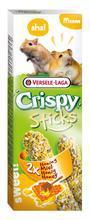 Versele-Laga Crispy Sticks - kolby miodowe dla chomików i myszoskoczków, 2szt.