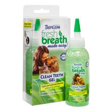TROPICLEAN Clean Teeth Gel Żel do pielęgnacji zębów i dziąseł dla psów i kotów