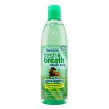 TROPICLEAN - Water Additive Original - Naturalny dodatek do wody. Przeznaczony do codziennej higieny jamy ustnej psów i kotów.