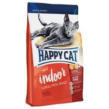 HAPPY CAT ADULT INDOOR VORALPEN-RIND - karma dla kota domowego z wołowiną