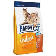 HAPPY CAT ADULT INDOOR ATLANTIK-LACHS - karma dla kota domowego z łososiem