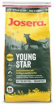 JOSERA Young Star Junior - karma dla szczeniąt i psów dorastających, bezzbożowa