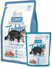 BRIT CARE CAT TOBBY I'M A LARGE CAT - karma dla dorosłych kotów dużych ras
