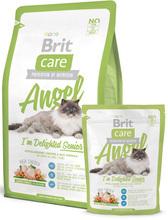 BRIT CARE CAT ANGEL I'M DELIGHTED SENIOR - karma dla starszych kotów