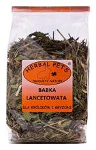 HERBAL PETS - Babka lancetowata - dla królików i gryzoni, 70g