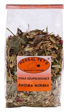 Herbal Pets - zioła uzupełniające, świnka morska, 100g