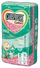 Chipsi Carefresh Colors różowa - miękka, puszysta podściółka dla małych zwierząt, 10L