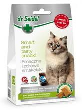 DR SEIDEL Smakołyki dla kota na zwiększenie odporności, 50g