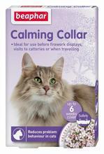 BEAPHAR CALMING COLLAR - Obroża uspokajająca dla kotów, 35 cm