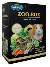 MEGAN ZOO–BOX Premium Line, mieszanka dla świnek morskich, 550g