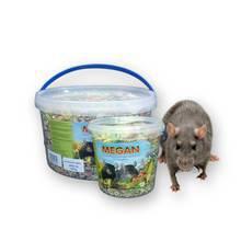 MEGAN Mieszanka paszowa dla szczurków, 1L lub 3L