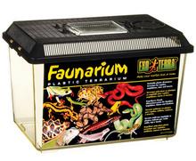 EXO TERRA - Faunarium - Plastikowe wszechstronne terrarium dla gadów, amfibii, myszy i owadów