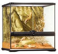EXO TERRA Natural Terrarium Small - szklane terrarium, 45x45x45 cm