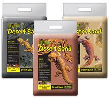 EXO TERRA Desert Sand / Desert Terrarium Substrate - Piasek pustynny do terrarium, 4,5kg