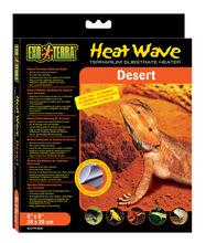 EXO TERRA Heat Wave Desert / Terrarium Substrate Heater - mata grzewcza do terrariów