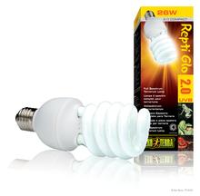 EXO TERRA Repti Glo Compact 2.0 Compact Fluorescent Bulbs - żarówka dla gadów tropikalnych