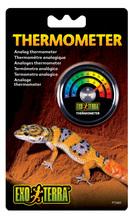 EXO TERRA Thermometer / Analog Thermometer - Termometr analogowy do terrarium