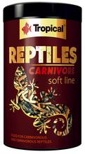 TROPICAL REPTILES CARNIVORE - Mieszanka paszowa pełnoporcjowa dla mięsożernych i wszystkożernych gadów