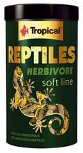 TROPICAL REPTILES HERBIVORE - Mieszanka paszowa pełnoporcjowa dla roślinożernych i wszystkożernych gadów