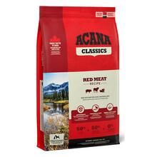 ACANA CLASSICS CLASSIC RED - sucha karma z jagnięciną, wołowiną angus oraz wieprzowiną yorkshire