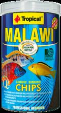 TROPICAL MALAWI CHIPS - wieloskładnikowy pokarm dla pyszczaków mbuna z jeziora Malawi
