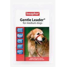 BEAPHAR Gentle Leader - dla psów, czerwona