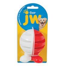 JW PET - MIXED RIBBED CUZ - zabawka dla psa do aportowania