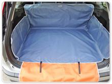 KARDIBAG Protect Plus - mata ochronna do bagażnika z nakładką na zderzak! KOLOR CZARNY