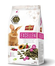 VITAPOL Excellent - karma pełnoporcjowa dla królika 500g