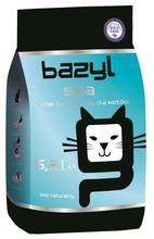 BAZYL Standard Sea - zapachowy żwirek bentonitowy, zbrylający 5,3l