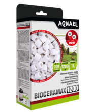 AQUAEL Bioceramax 1200 - wkład do filtra 1000ml