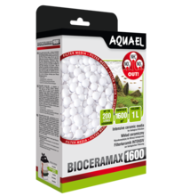AQUAEL Bioceramax 1600 - wkład do filtra 1000ml