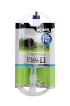 AQUAEL Gravel and glass cleaner - Odmulacz i czyścik do szyb