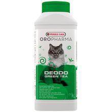OROPHARMA Deodo Green Tea pochłaniacz zapachów do kociej kuwety 750 g